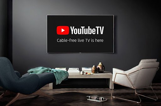 телевизор Youtube TV