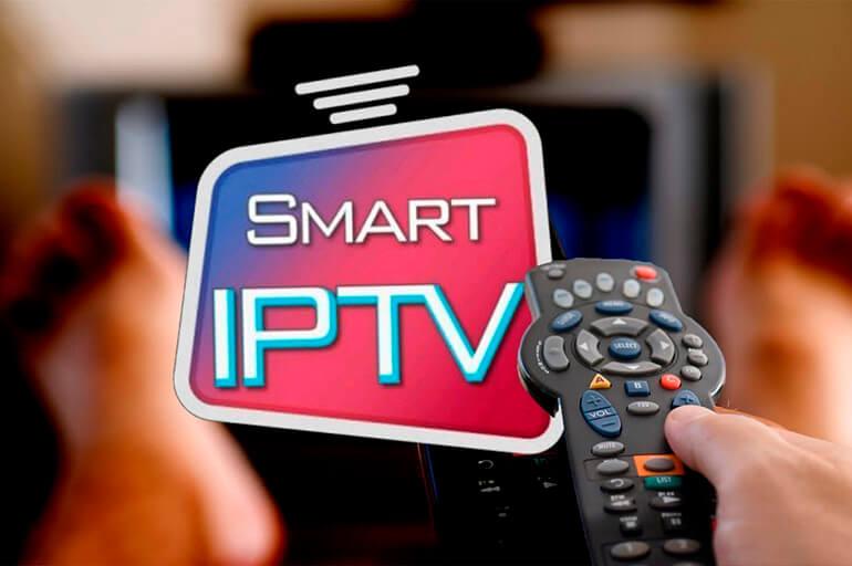 Smart IPTV lg