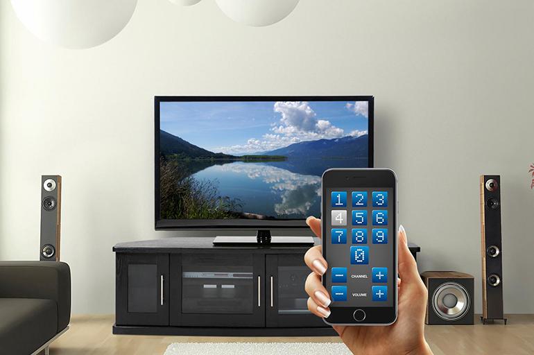 Подключить телефон к телевизору